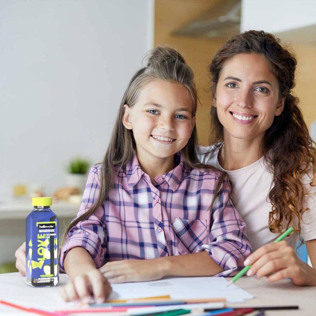 mum-and-kid - hellowater® Prebiotic