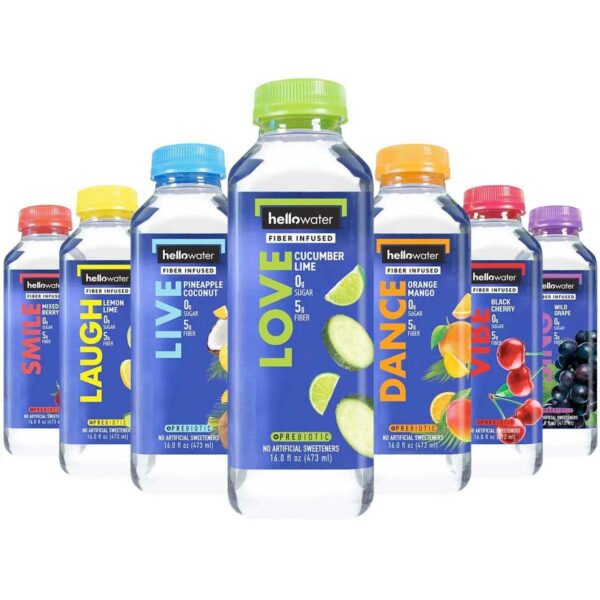 hellowater® Prebiotic - family