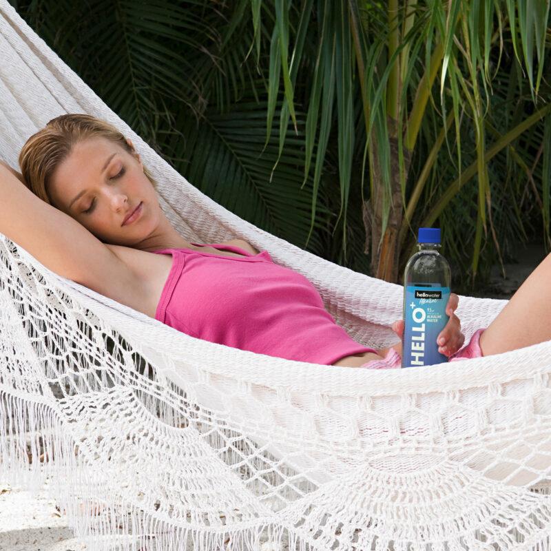 hellowater®Alkaline - Woman - hammock