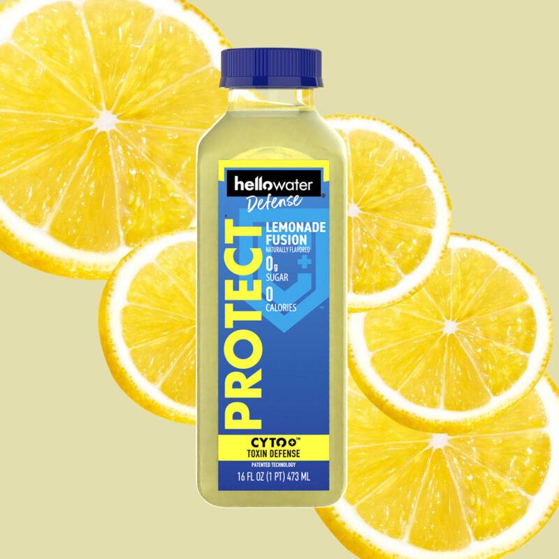 hellowater®Defense - PROTECT - Lemonade Fusion