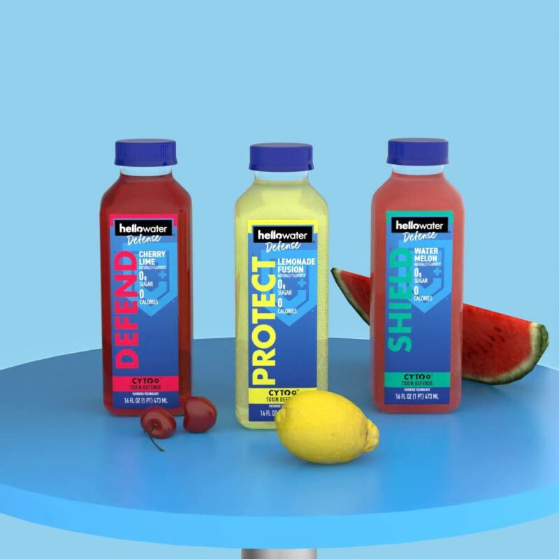 hellowater® Defense - family of products