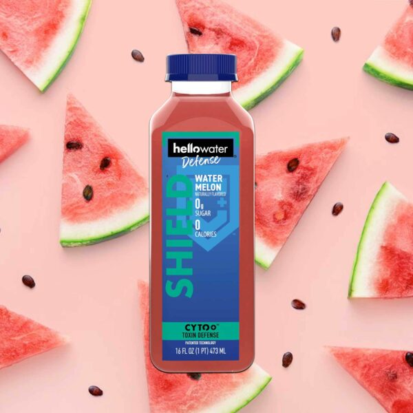 hellowater® Defense - Shield - Water Melon